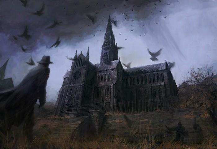 haunter of the dark 700x481 Haunter of the Dark literature horror Haunter of the Dark H. P. Lovecraft