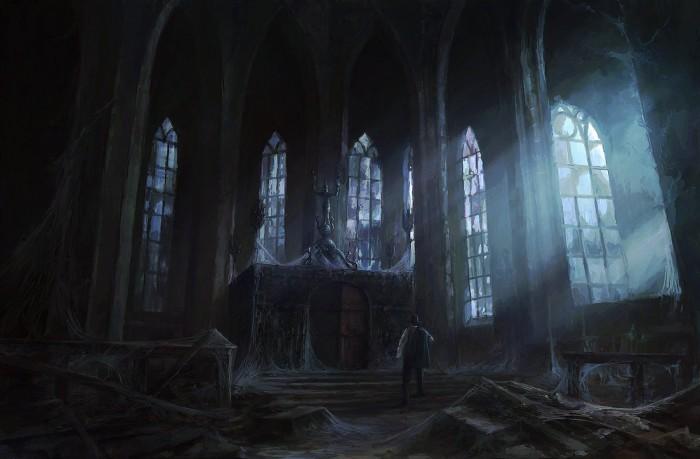 starry wisdom church 700x459 Haunter of the Dark literature horror Haunter of the Dark H. P. Lovecraft