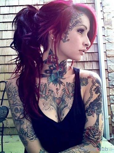 970168 10152226534209471 8304808080983441880 n Tattoo wtf women woman tattoo tat Sexy not exactly safe for work NeSFW interesting girl awesome
