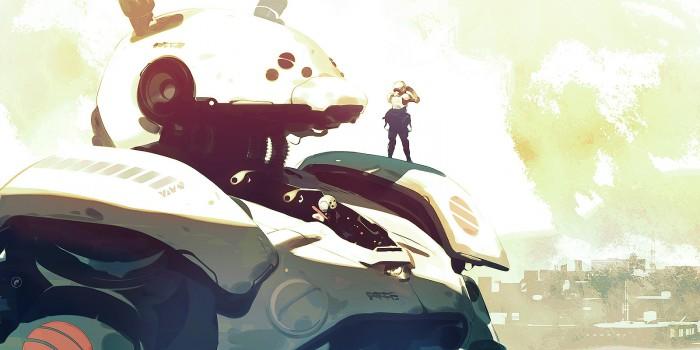 big 1b180cbbb427a1de863755b1a7524908bbb58f85 700x350 Science Fiction Illustrations Wallpaper science fiction illustration Art