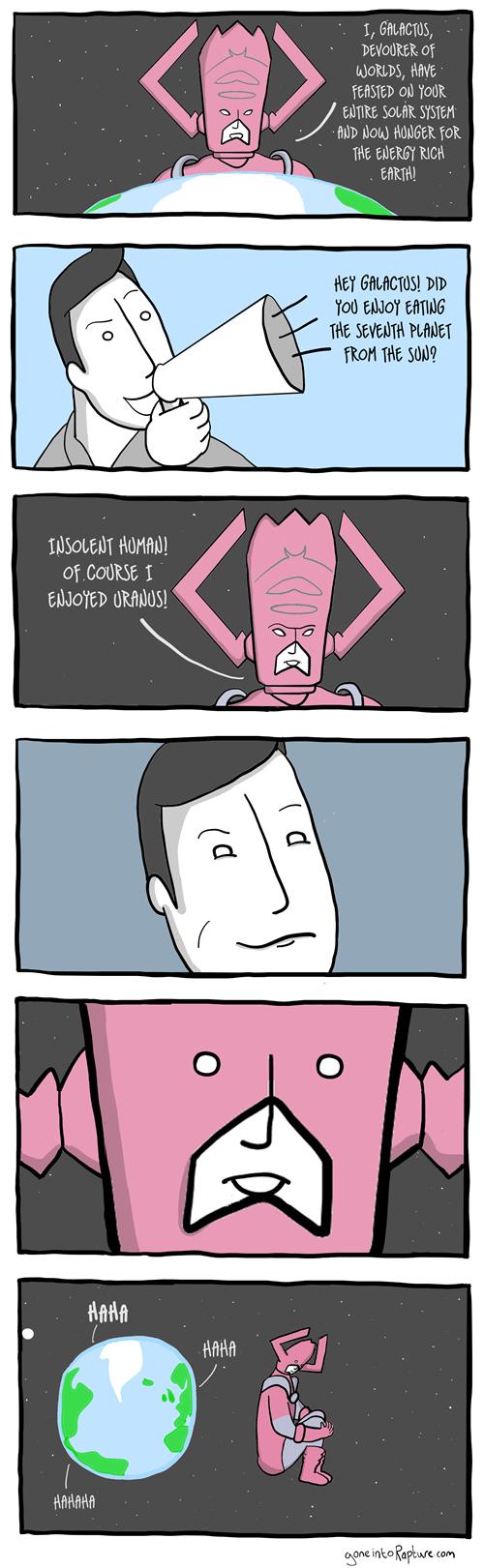 galactus Galactus Comics