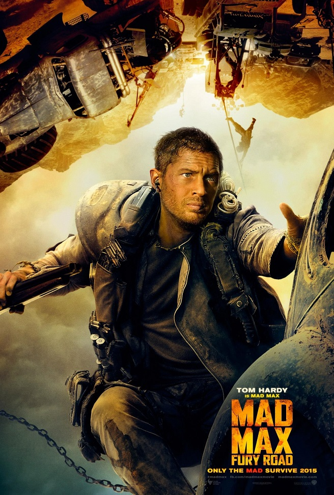 fury road character01 small MAD MAX: FURY ROAD Tom Hardy Mad Max: Fury Road Mad Max George Miller character posters 2015