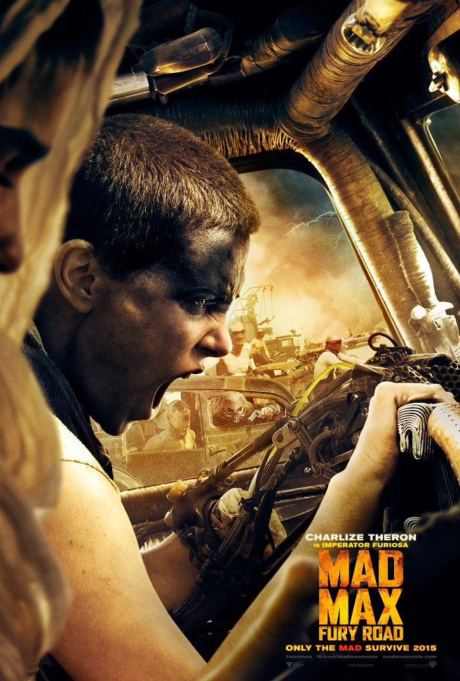 fury road character02 small MAD MAX: FURY ROAD Tom Hardy Mad Max: Fury Road Mad Max George Miller character posters 2015