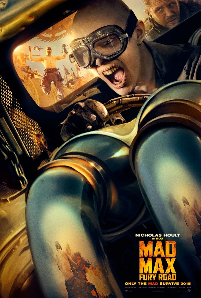 fury road character03 small MAD MAX: FURY ROAD Tom Hardy Mad Max: Fury Road Mad Max George Miller character posters 2015