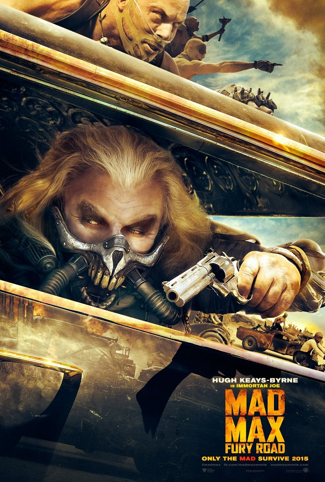 fury road character04 small MAD MAX: FURY ROAD Tom Hardy Mad Max: Fury Road Mad Max George Miller character posters 2015