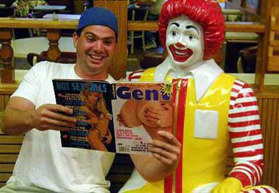 1406067959880 Ronald McDonald Humor