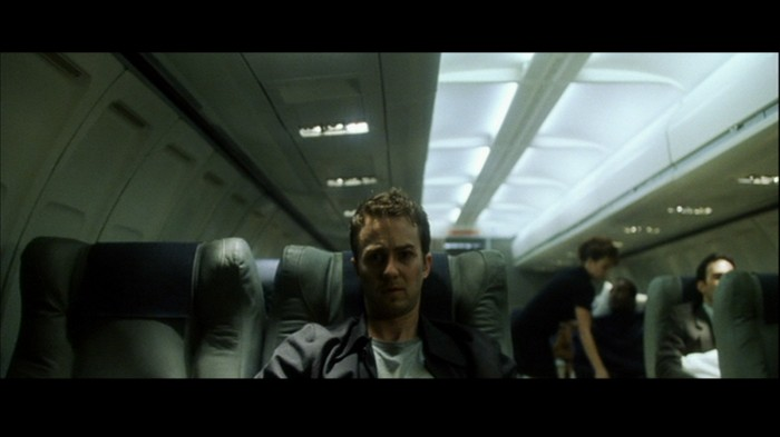 fight club edward norton screenshots desktop 1600x900 hd wallpaper 1249773 700x393 This is your life and its ending one minute at a time. Wallpaper screen cap. Fight Club David Finch Chuck Palahniuk
