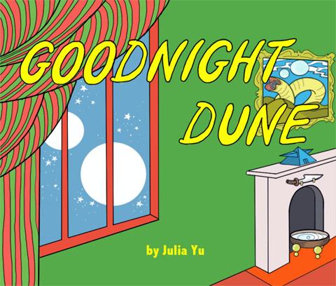 p00 00 Goodnight, Dune scifi Humor children Books