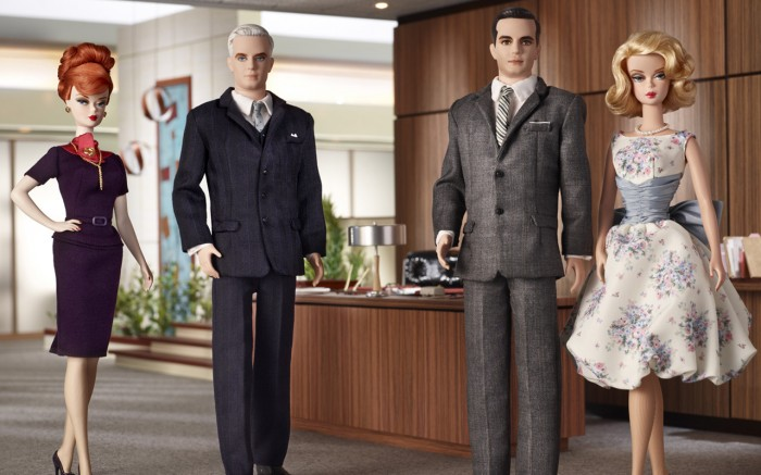 big d215ec897f4f622d8ccd53f8e4797f164bd3b090 700x437 Mad Men  Wallpaper Mad Men Barbie