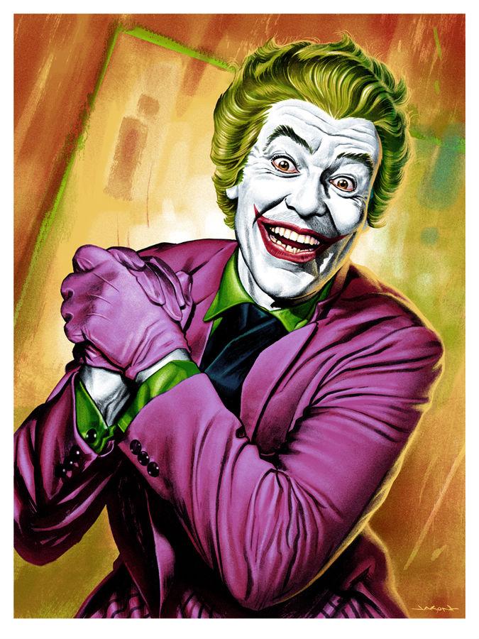 Mondo Joker poster Jason Edmiston Mondos Joker poster poster Mondo joker Jason Edmiston illustration Art