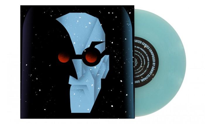 Mr Freeze Album 700x424 Mondos Batman: The Animated Series 7 inch records vinyl Danny Elfman