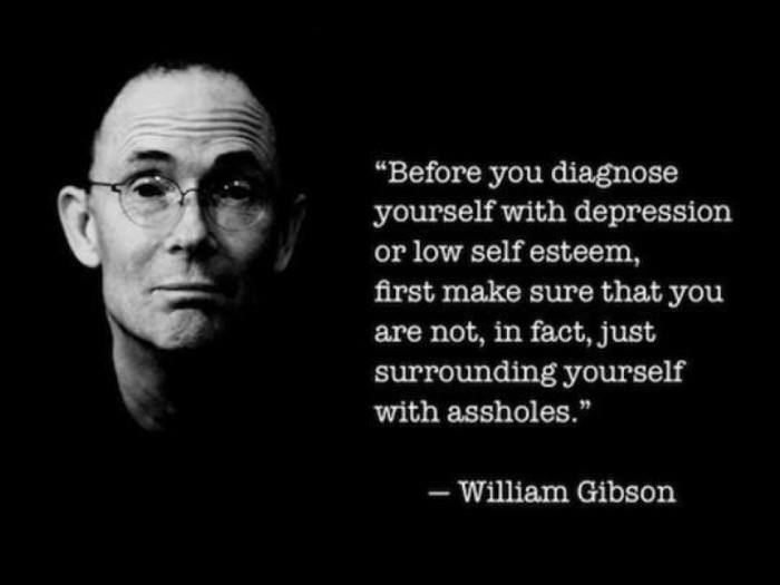 91 700x525 William Gibson  William Gibson Quote