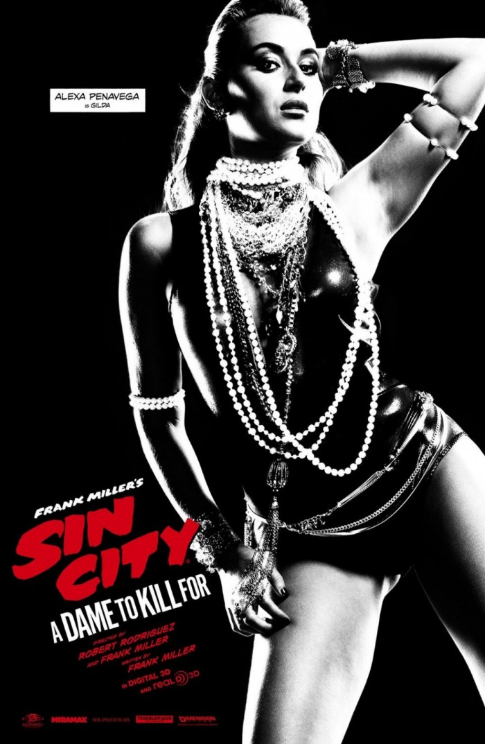 sin city a dame to kill for ver17 xlg 700x1073 Sin City: A Dame to Kill For Sin City: A Dame to Kill For Robert Rodriguez poster movie Frank Miller