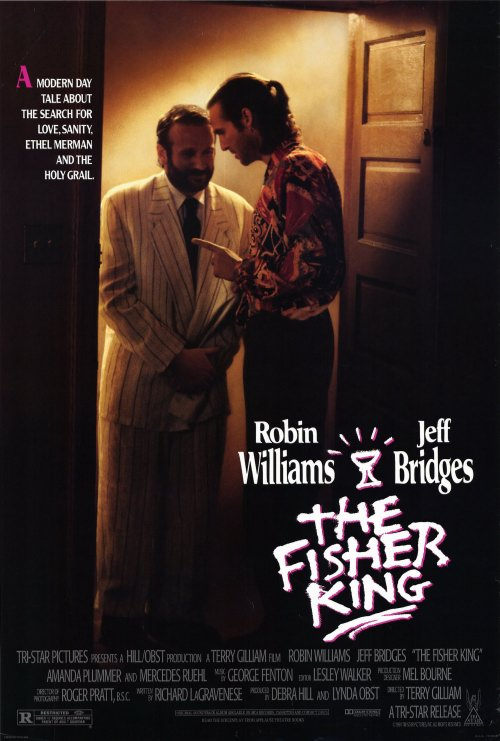 4782 The Fisher King The Fisher King Terry Gilliam Robin Williams jeff bridges 1991