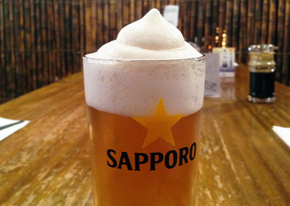 2014422 polar beer Polar beer toronto the awesomeness that is japan insulating layer frozen head frozen beer