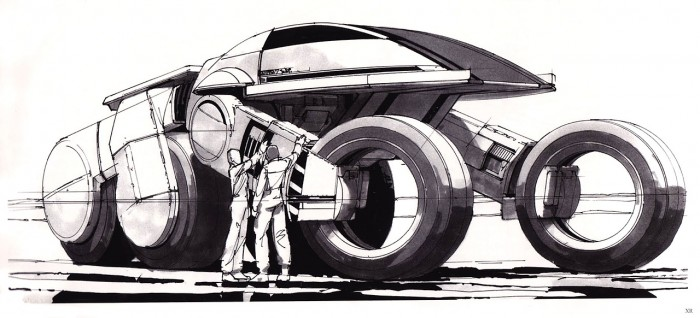 tumblr mx05qvToHp1t4phxeo2 1280 700x318 Syd Mead Designs and Illustrations Syd Mead industrial design illustration design concept art Art