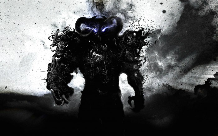 demon 700x437 Shadow Demons wtf Wallpaper Fantasy   Science Fiction