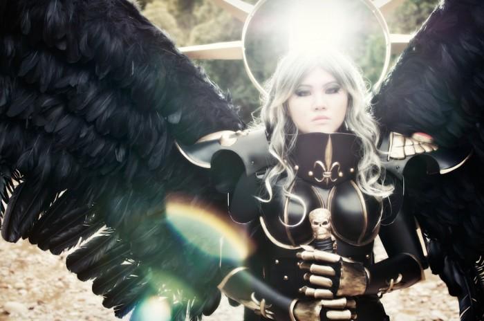 Saint Celestine 700x464 Angels angel