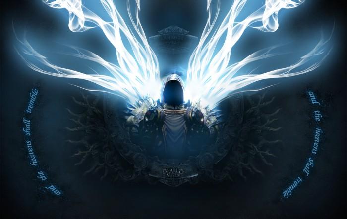 Diablo 3 Arch Angel 700x442 Tyrael Tyrael Diablo videogames angel