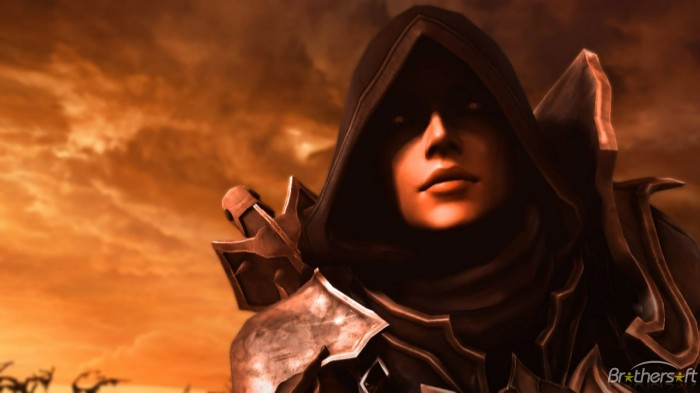 Demon hunter Demon hunter hunter Diablo videogames