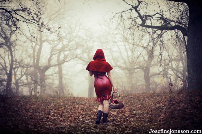 josefinejonsson 20111109 0377 webb Little Red Riding hood Fairy Tale little red riding hood wolf