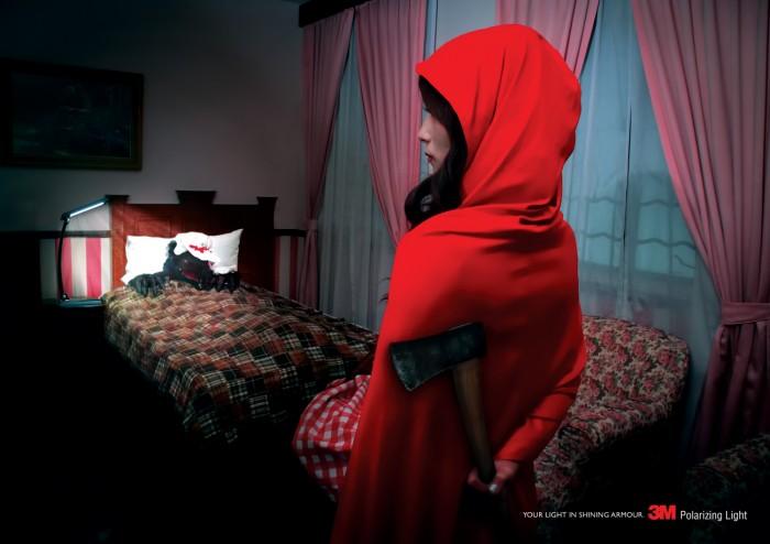 redridinghood 1 700x494 Little Red Riding hood Fairy Tale little red riding hood wolf