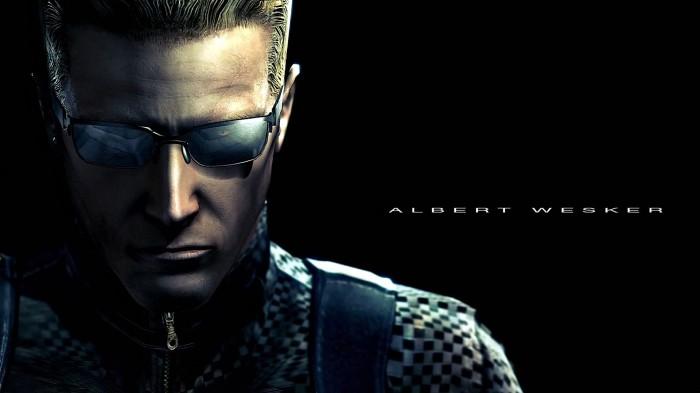 Albert Wesker 700x393 Albert Wesker Villian Wesker Resident evil zombies video games