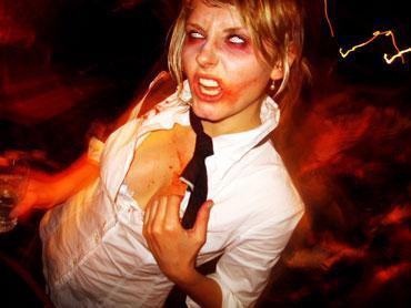 zombie zombi girl Zombie girl undead zombi gurl horror
