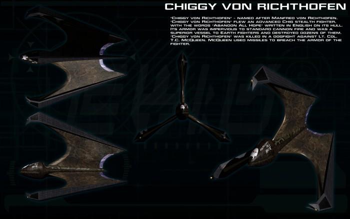 chiggy von richthofen0zy6l 700x437 chiggy von richthofen Television spaceships red baron earth above and beyond