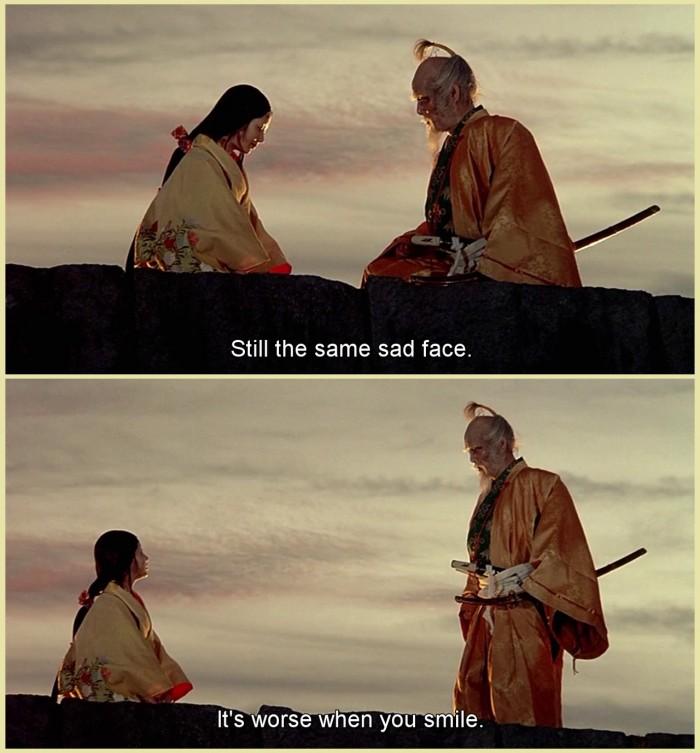 ran 700x753 sad face samurai Movies king lear japanese