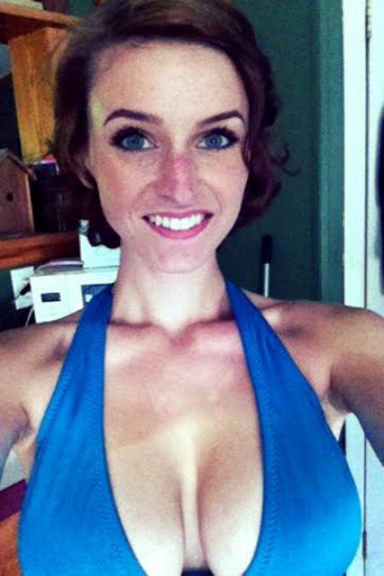 tumblr naaxb6gu4T1qax4nuo1 1280 blue women group women swimsuit Sexy not exactly safe for work bikini