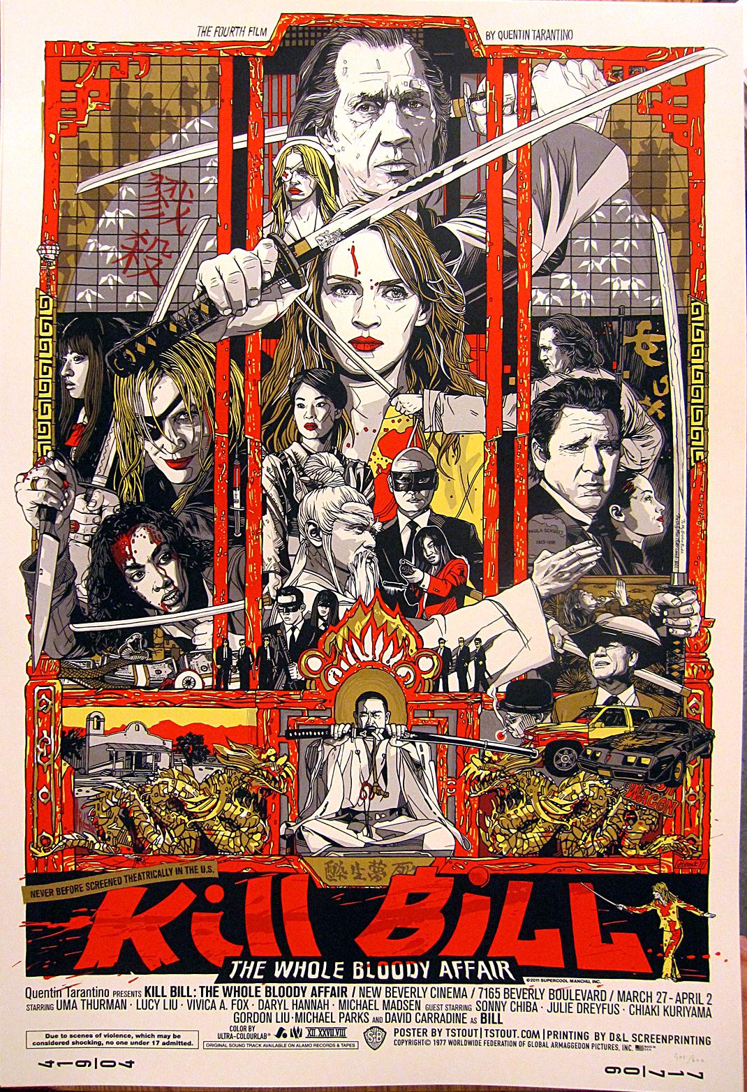 Kill Bill Quentin Tarantino Movie Posters Desktop 10701564