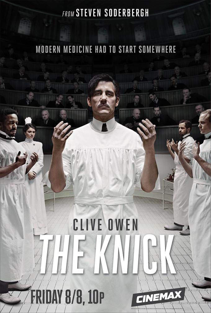 knick The Knick The Knick Steven Soderbergh Clive Owen