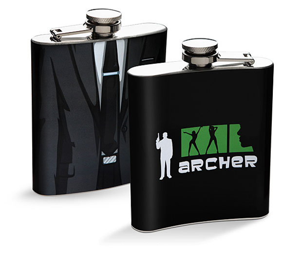 archer flask Archer Lifesaver Tv Awesome Things