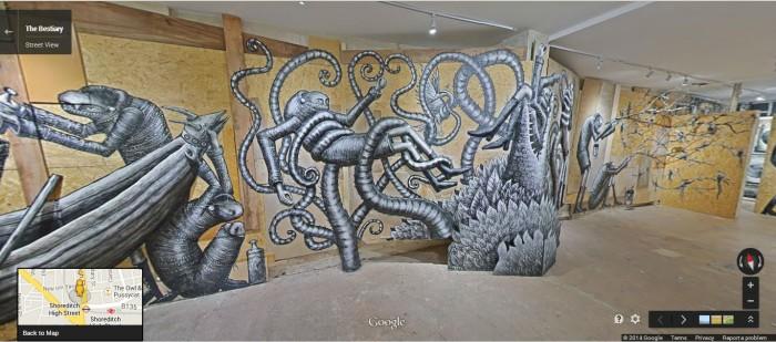 thebeastiry9 700x309 The Beastiry graffiti Art