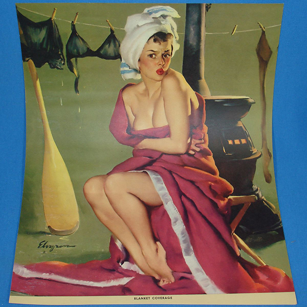 vintage pinup girls art 014 11262013 Pinup  wtf women vintage Sexy pinup pin up not exactly safe for work NeSFW interesting girls awesome