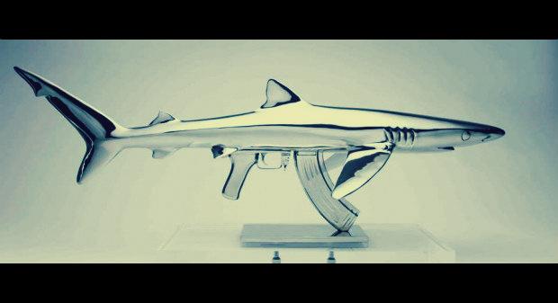shark gun Shark Gun Weapons animals