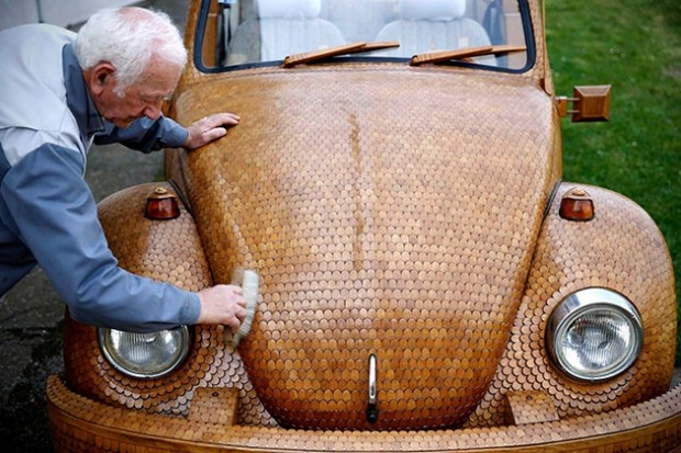 wood beetle1 Wood Beetle Cars