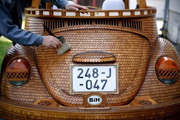 wood beetle3 Wood Beetle Cars