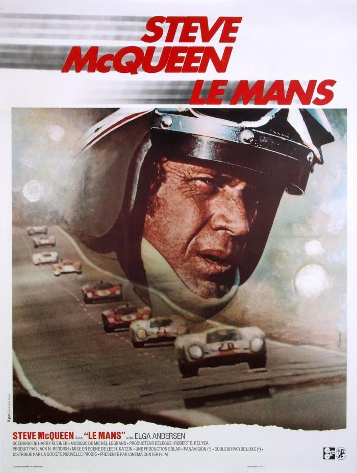 lmangus 700x928 Le Mans Steve McQueen Le Mans Elga Andersen 1971