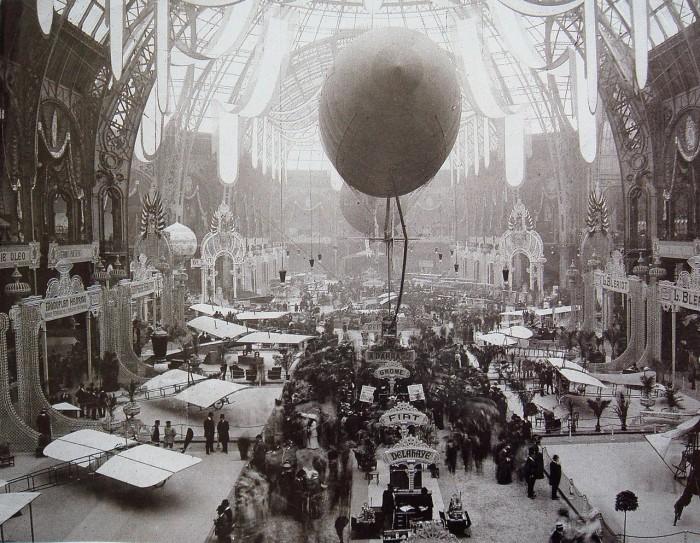 wikimedia 1280px salon de locomotion aerienne 1909 grand palais paris 700x543 paris grand palais vintage Photography paris grand palais black and white