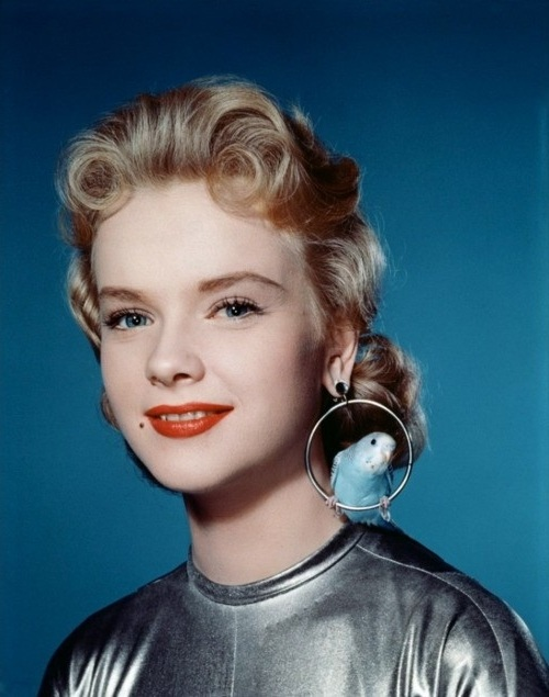 afrancis Robby, I must have a new dress right away, AND ACCESSORIES Forbidden Planet Anne Francis 1956