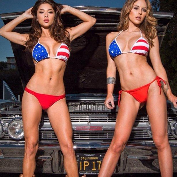 american girls 118 08292014 USA women USA Sexy not exactly safe for work NeSFW interesting girls bikini awesome