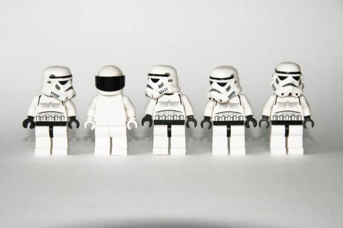 LEGO Stig Stormtroopers 700x466 The Stig wtf Stig star wars lego humour