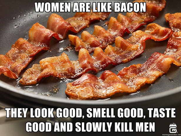 daily wtf 019 12132013 Bacon wtf meat interesting bacon awesome
