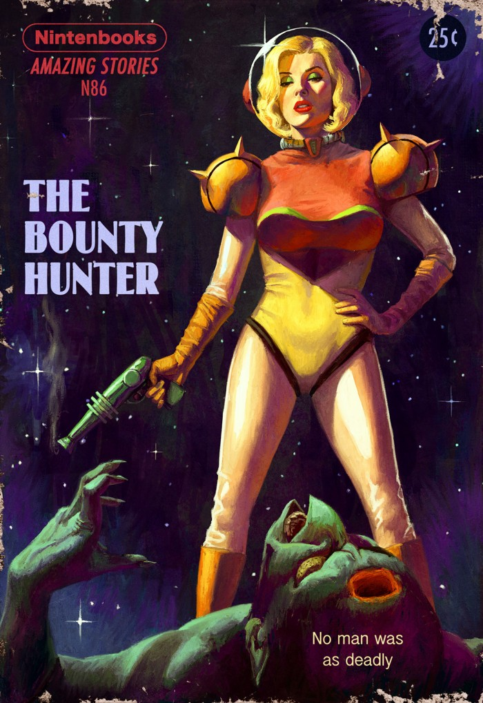 tumblr ngrcd0K2Ux1t7b5qro1 1280 700x1018 The Metroid Girl scifi PULP Games