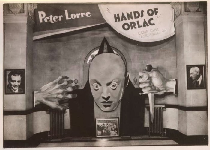 The Hands Of Orlac aka Mad Love