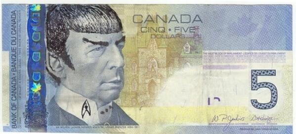 spocking01 Spocking a Fiver.