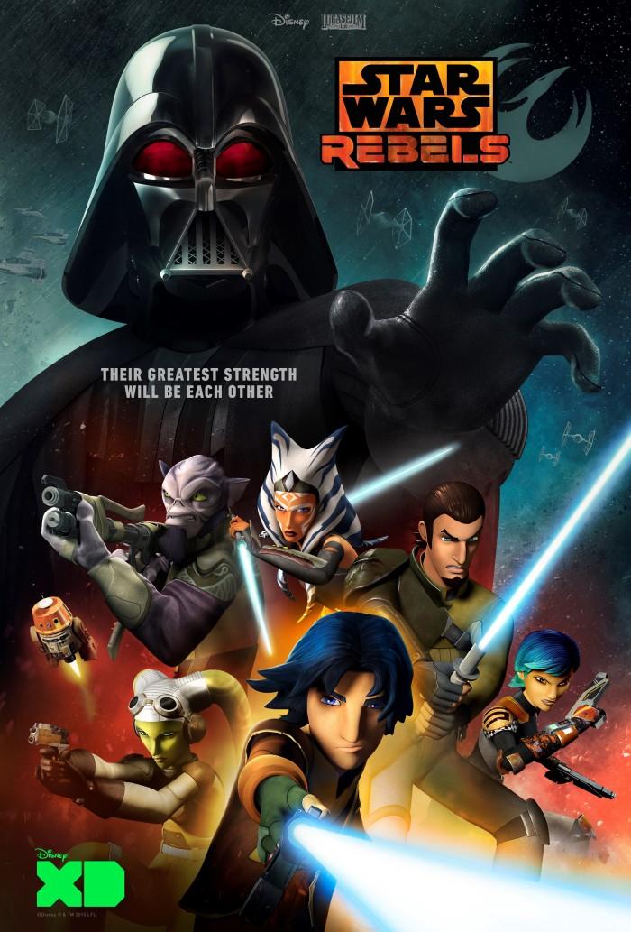 Star Wars Rebels Season Two Star Wars Rebels Season Two posters animation