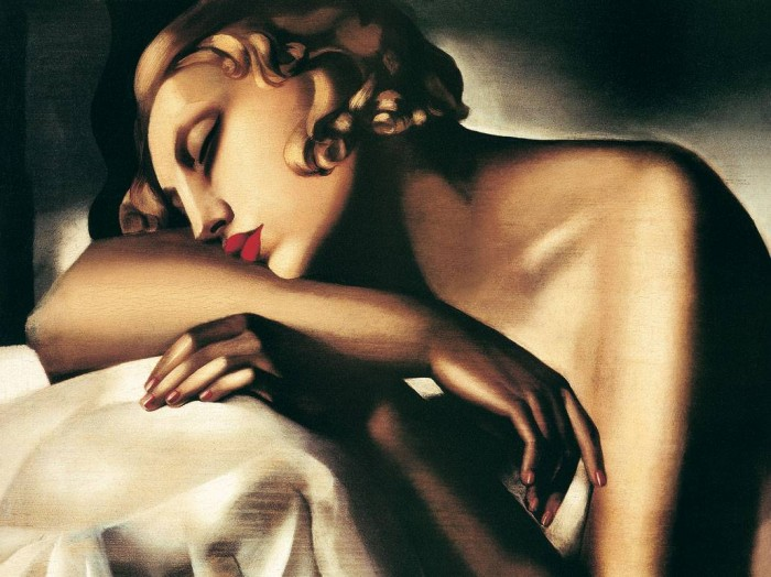 Tamara 700x524 The Dream art deco Art